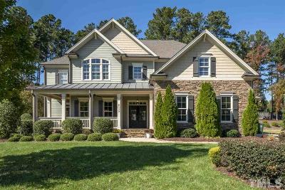 Cary Single Family Home For Sale: 6037 Mentmore Place