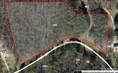 Chatham County Residential Lots & Land For Sale: Lakewood Falls Road