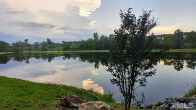 Mebane Single Family Home For Sale: 6411 Quail Farm Road