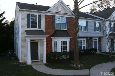 Morrisville Rental For Rent: 310 Hickory Meadow Circle #310 Hick