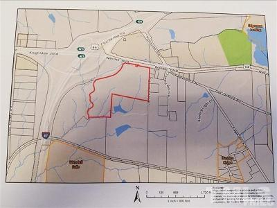 Wake County Residential Lots & Land For Sale: 300-B Wendell Boulevard