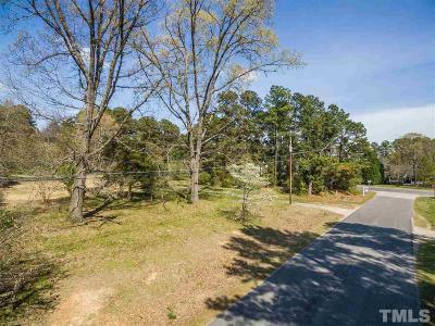Wake Forest Residential Lots & Land For Sale: 1602 Wake Drive