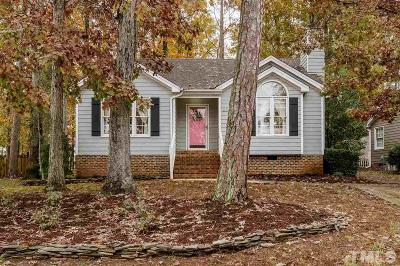 Raleigh Single Family Home For Sale: 6312 Westborough Drive