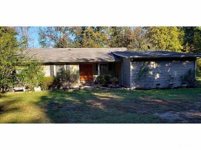 Youngsville Single Family Home For Sale: 75 Pine Drive