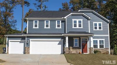 Holly Springs Single Family Home For Sale: 516 Eno Drive