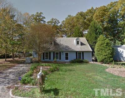 Cary Single Family Home For Sale: 1212 Broadford Drive