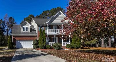 Smithfield Single Family Home For Sale: 132 Heritage Drive