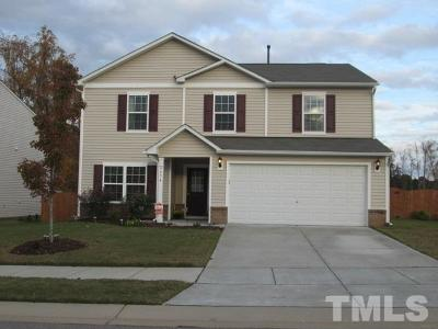Fuquay Varina Single Family Home For Sale: 2674 Averon Drive