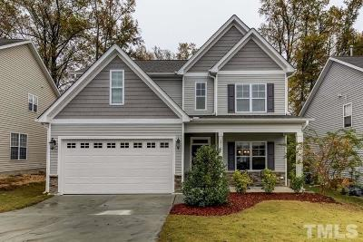 Holly Springs Single Family Home For Sale: 2128 Braedenfield Lane