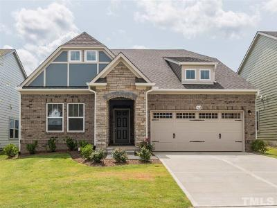 Holly Springs Single Family Home For Sale: 412 Oaks End Drive