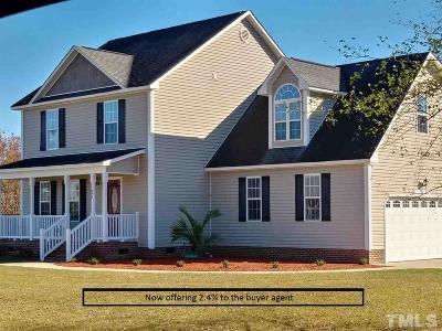 Pine Level Single Family Home For Sale: 21 Poppyseed Lane