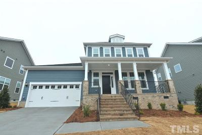 Wake Forest Single Family Home For Sale: 620 Copper Beech Lane