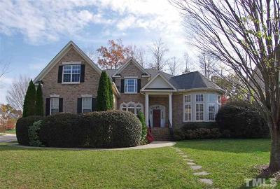 Wake Forest Single Family Home For Sale: 3624 Song Sparrow Drive