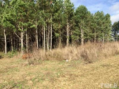 Johnston County Residential Lots & Land For Sale: Kinsey Road