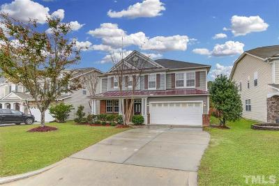 Garner Single Family Home For Sale: 257 Steel Hopper Way