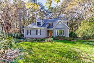 Cary Single Family Home For Sale: 9612 Kingsford Drive