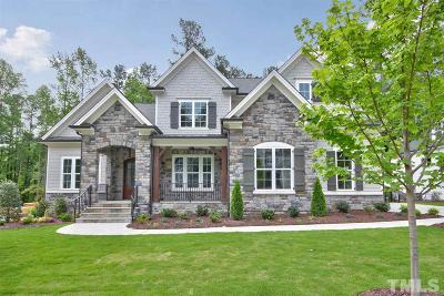 Chapel Hill Single Family Home For Sale: 112 Burgundy Lane