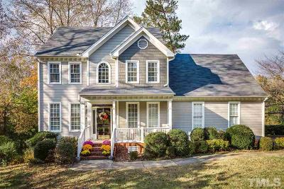Clayton Single Family Home For Sale: 310 Neuse Ridge Drive