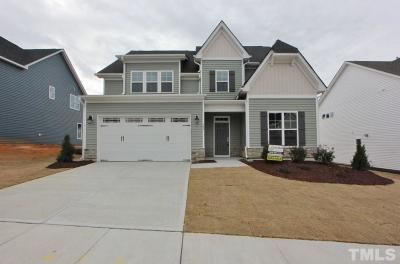 Wake Forest Single Family Home For Sale: 349 Cascade Hills Lane