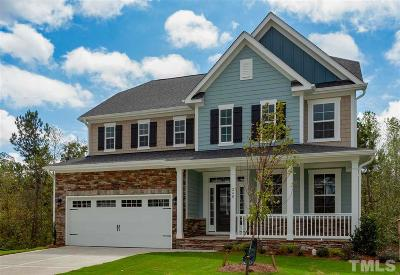 Holly Springs Single Family Home For Sale: 236 Mystwood Hollow Circle #Lot 27