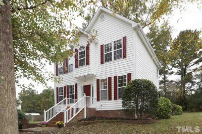 Holly Springs Single Family Home For Sale: 6228 Oliver Creek Parkway