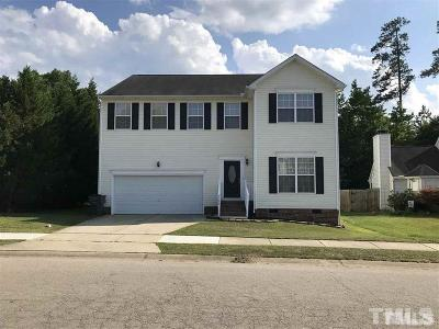 Holly Springs Rental For Rent: 1109 Holly Meadow Drive