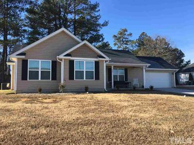 Angier Rental For Rent: 425 Cambridge Drive