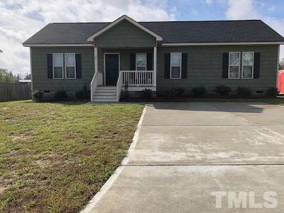 Angier Rental For Rent: 21 Avalone Court