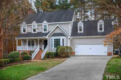 Chapel Hill Single Family Home For Sale: 1252 Falmouth Court
