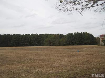 Johnston County Residential Lots & Land Pending: Massengill Pond Road
