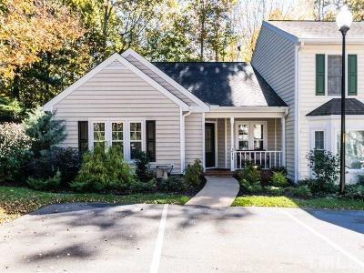 Cary Townhouse Contingent: 311 Riverwalk Circle
