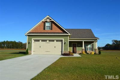 Johnston County Single Family Home For Sale: 294 Blackwater Court