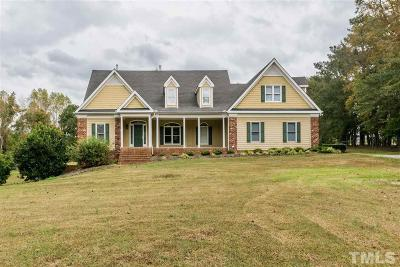 Raleigh Single Family Home For Sale: 6220 Standing Oaks Lane