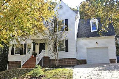 Durham Single Family Home For Sale: 437 Tall Oaks Drive