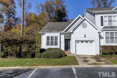Cary Townhouse Contingent: 216 Vinca Circle