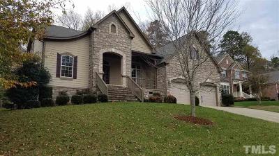 Hillsborough Single Family Home For Sale: 531 E Hatterleigh Avenue