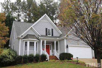 Raleigh Single Family Home For Sale: 7704 Harps Mill Woods Run