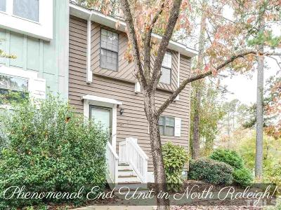 Raleigh Townhouse Contingent: 5757 Three Oaks Drive
