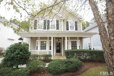 Raleigh NC Single Family Home Contingent: $259,900