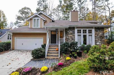 Chapel Hill Single Family Home For Sale: 204 Ironwoods Drive