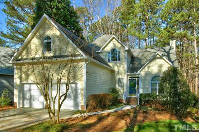 Cary Single Family Home For Sale: 98 Ripplewater Lane
