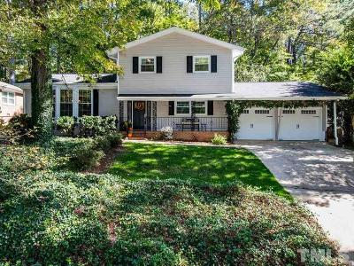 Cary Single Family Home For Sale: 1203 Balmoral Drive