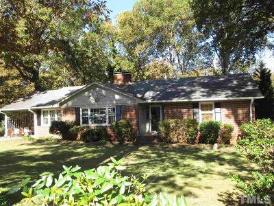 Lee County Single Family Home For Sale: 2018 Sutphin Drive