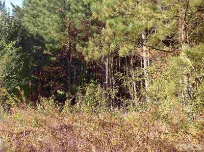 Franklin County Residential Lots & Land For Sale: lot 181 Ruffin Street