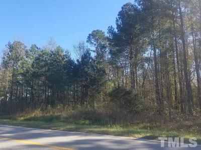 Harnett County Residential Lots & Land For Sale: 1001 Byrds Pond Road