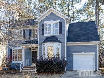 Cary Single Family Home For Sale: 200 Iron Hill Drive