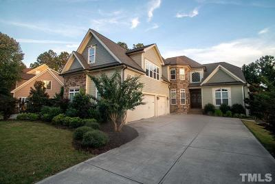 Wake Forest Single Family Home For Sale: 1336 Heritage Heights Lane