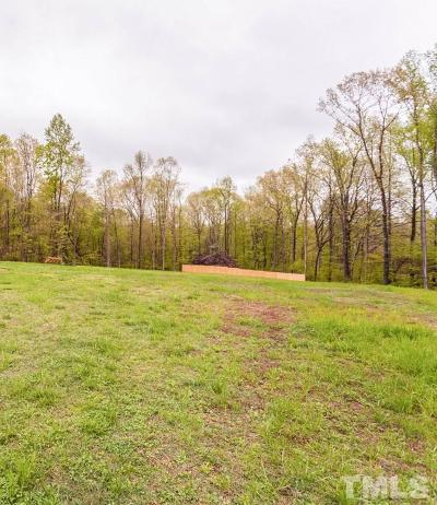 Franklin County Residential Lots & Land For Sale: 28 Walter Grissom Road