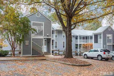 Raleigh Condo Contingent: 4621 Timbermill Court #203
