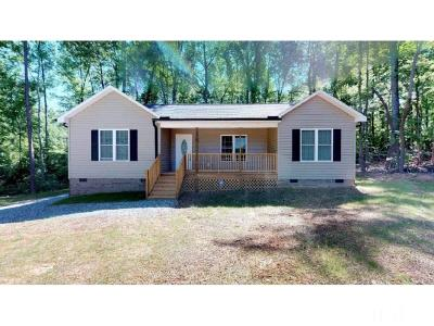 Orange County Single Family Home For Sale: 330 Carr Store Road